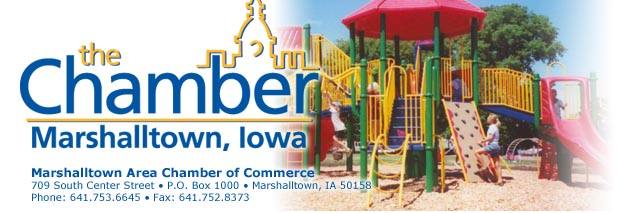 Marshalltown Area Chamber of Commerce, Marshalltown Iowa, Marshalltown IA