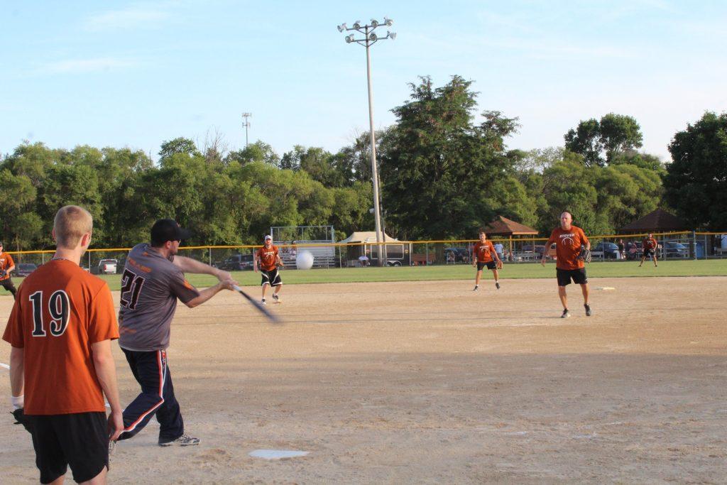Marshalltown Sixth Street Softball complex